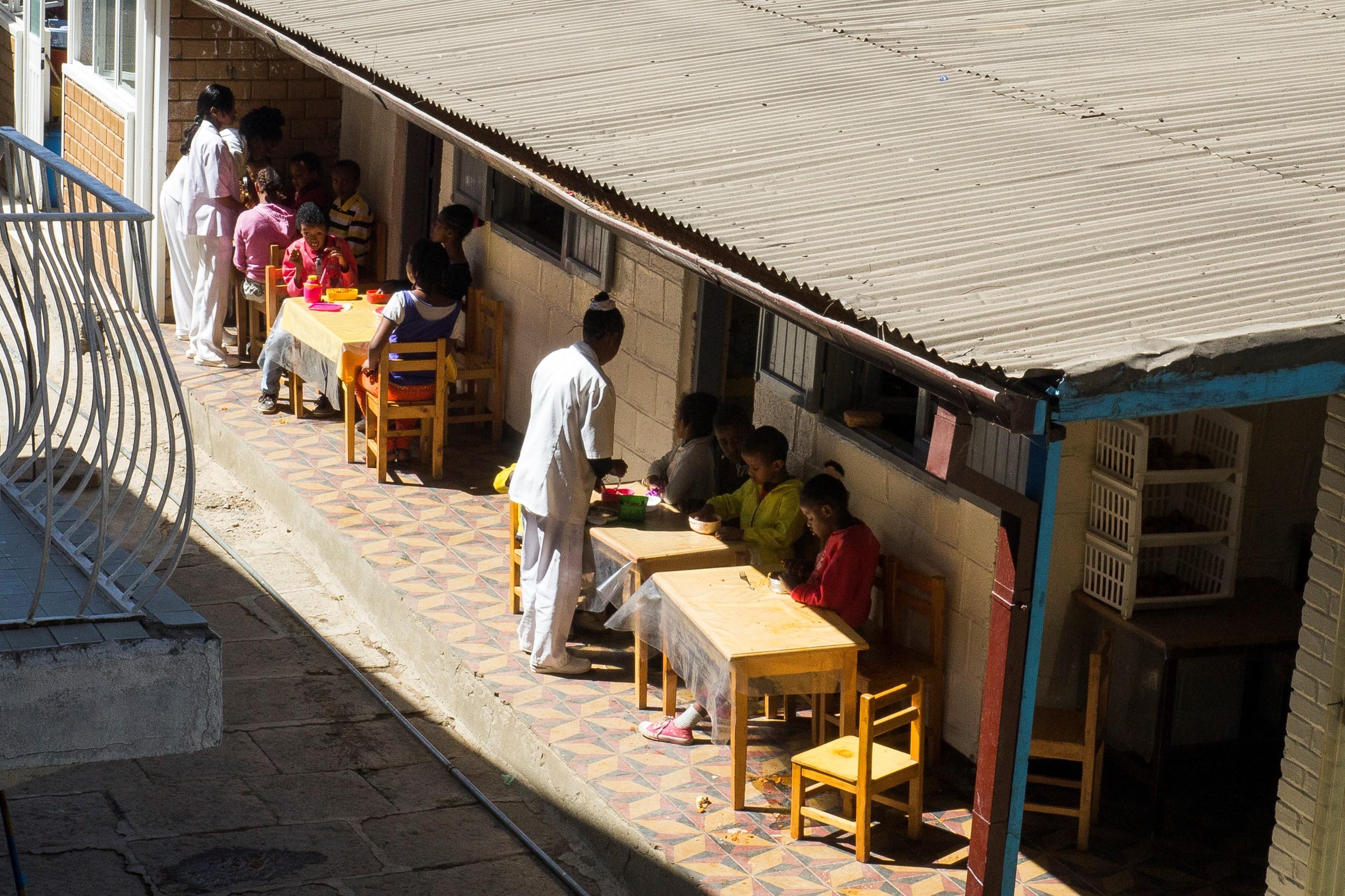 ethiopiaNr_1199 Soziales Engagement