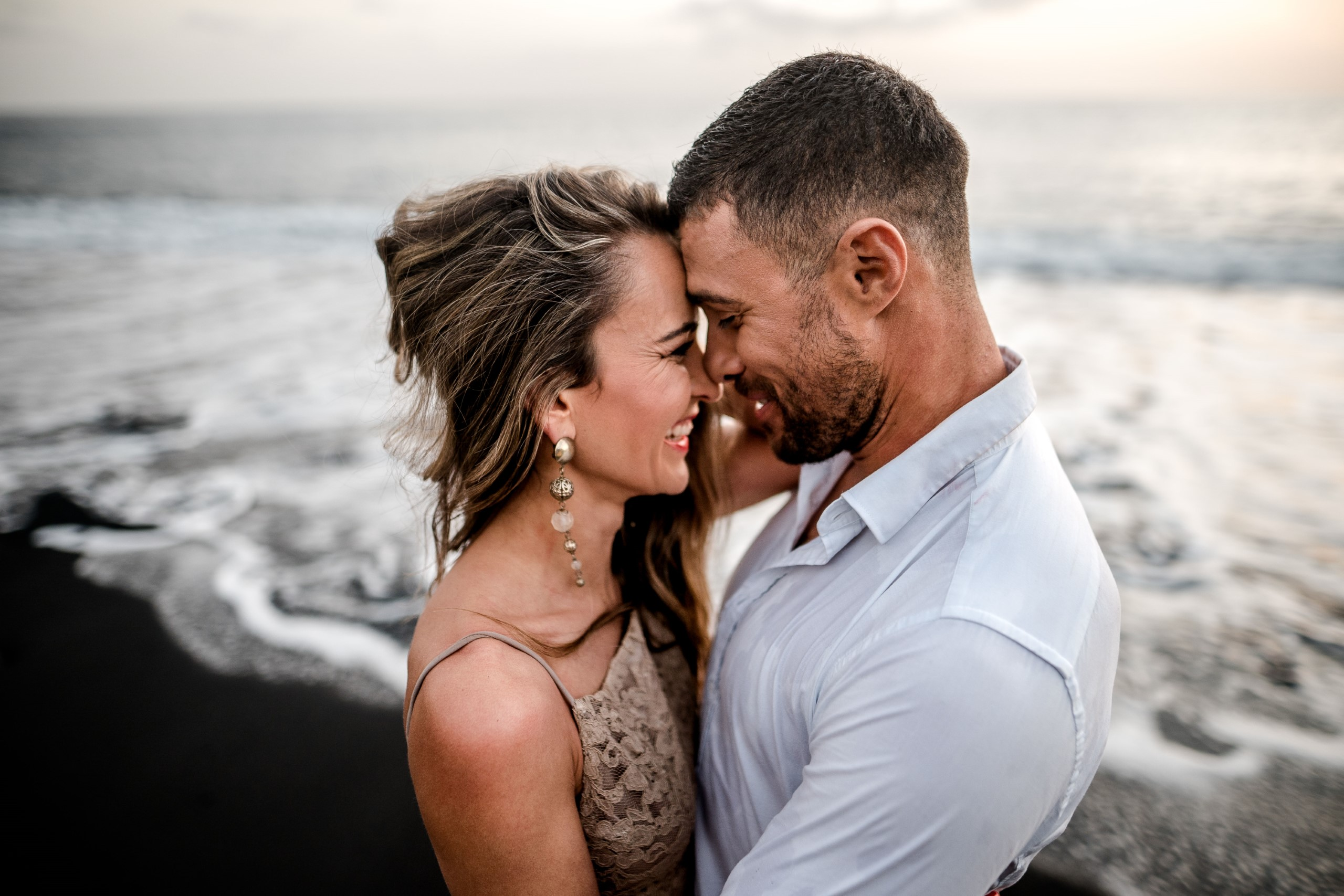 Dating website fotografering